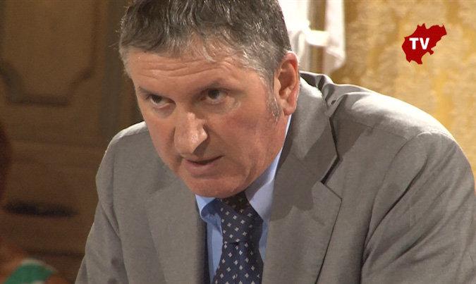 Giuseppe Pezzanesi, sindaco di Tolentino