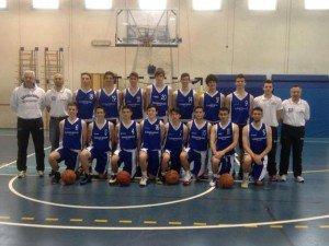 La squadra protagonista a Tolentino