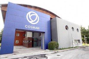 La sede del Cosmari