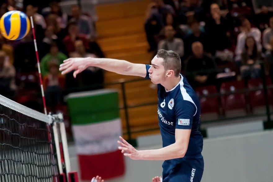 Dario Berni in azione