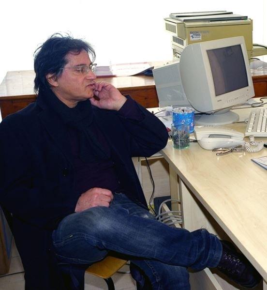 Il dottor Paolo Marconi