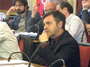 Marco Morresi, consigliere comunale del Pd