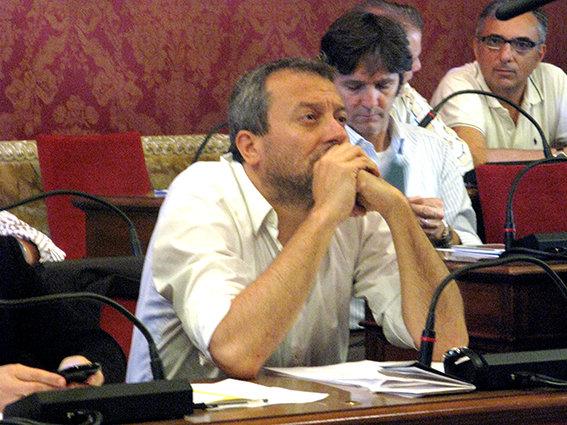 Il Consigliere di Sel, Pierpaolo Tartabini.