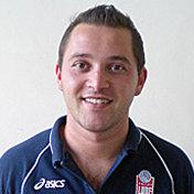 Il nuovo allenatore Giacomo Giganti