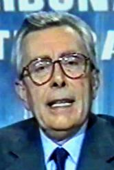 L'ex segretario pesarese della Dc, Arnaldo Forlani,