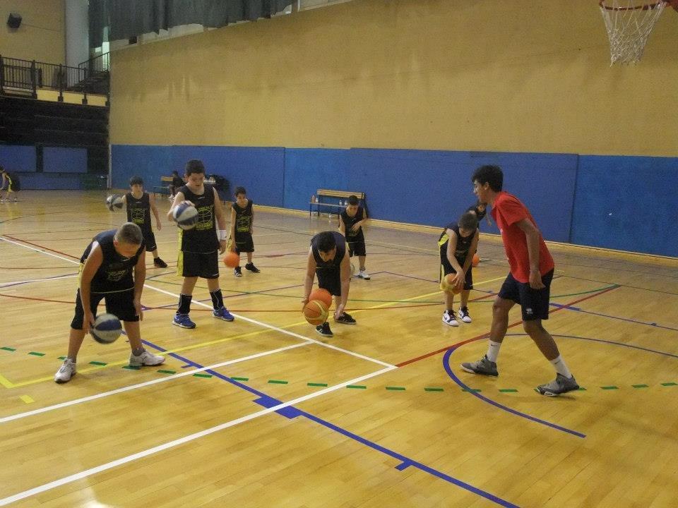 Basket Camp NORCIA 2013 - 10 -