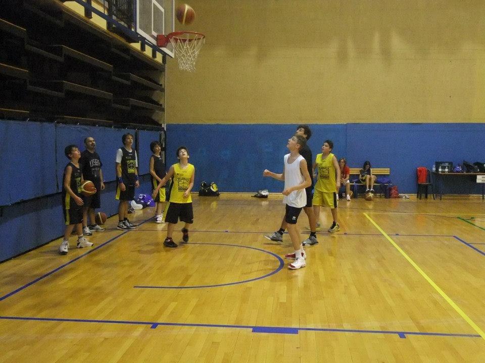Basket Camp NORCIA 2013 - 9 -