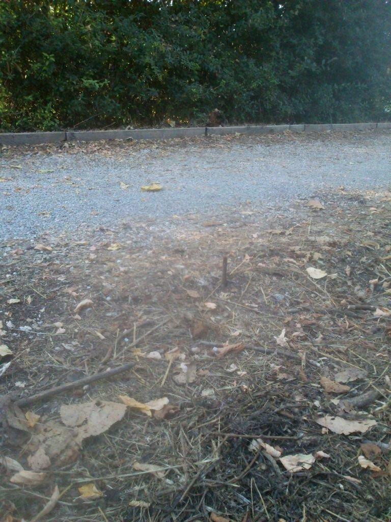 La pista ciclabile di Villa Potenza.