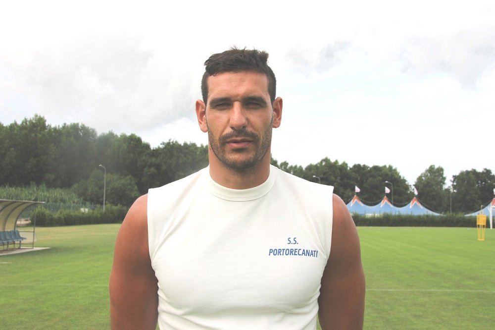 Matteo Possanzini, allenatore del Portorecanati