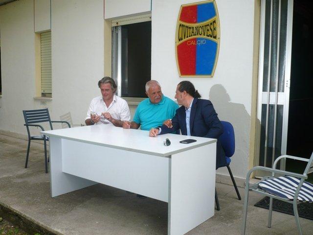 Jaconi, Cabrini e Di Stefano