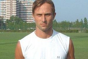 L'attaccante Marco Pantone
