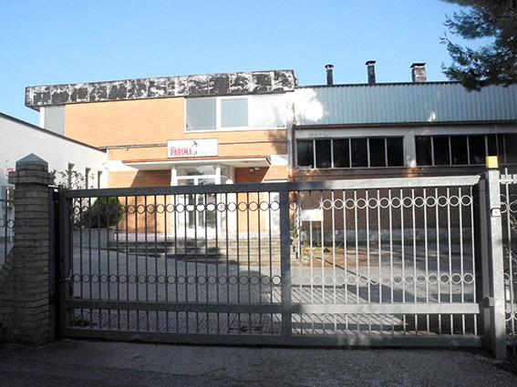 La sede della Parima a Macerata
