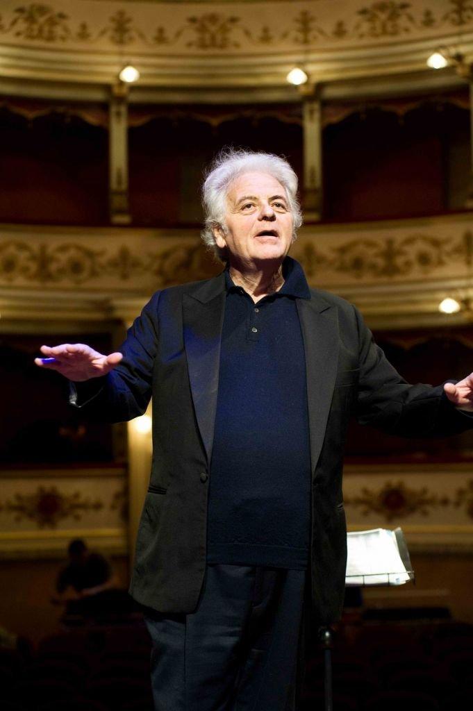 Piero Cesanelli in teatro