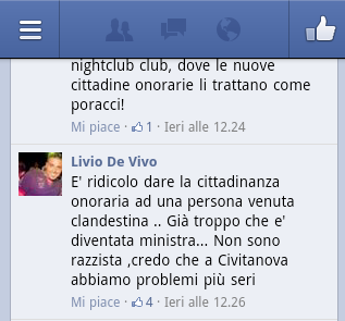 Livio De Vivo Facebook