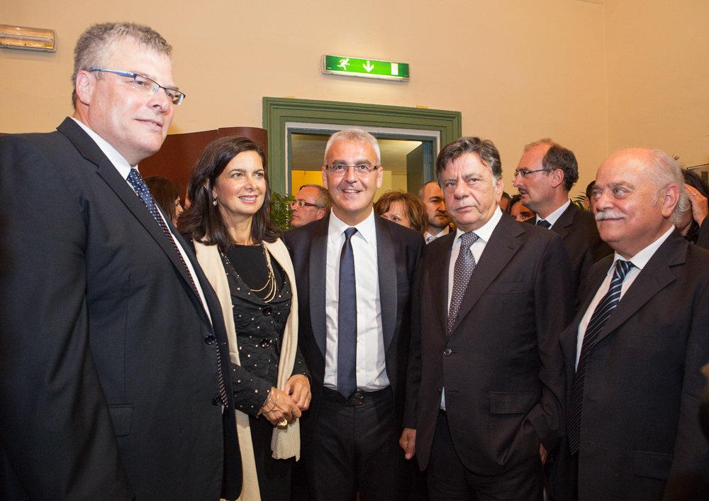 ambasciatori isarele palestina, boldrini, sferisterio