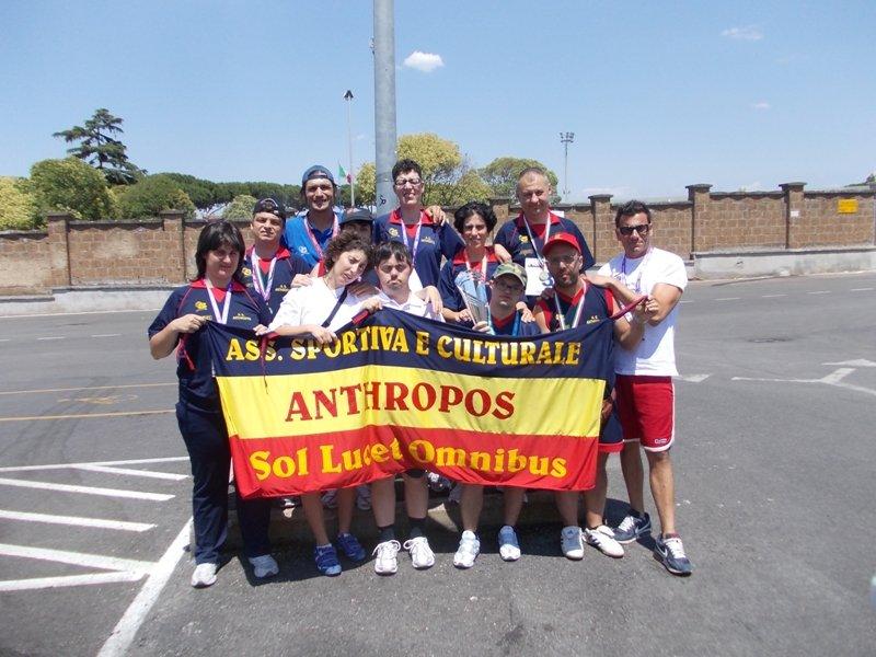 atletica roma 2013