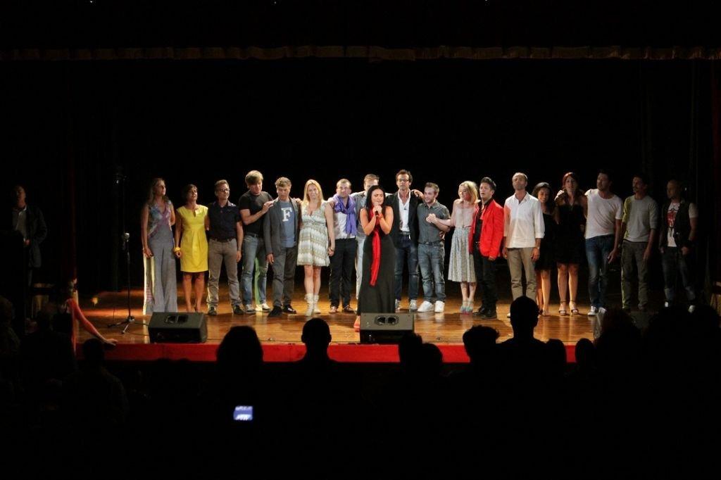 Canzone finale chorus line