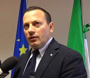 Il capo della Squadra mobile di Ancona Giorgio Di Munno