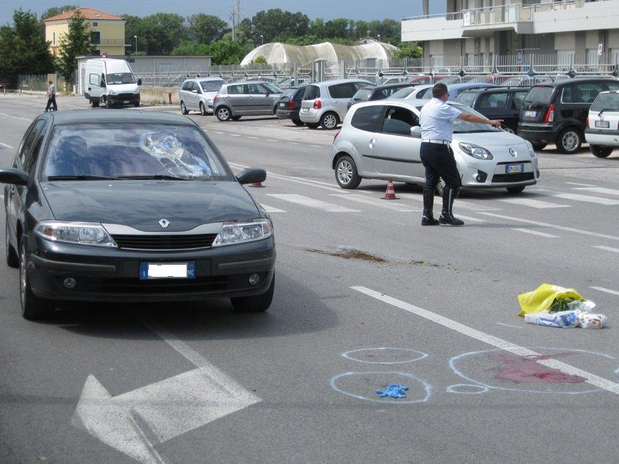 incidente auto eurospin 2