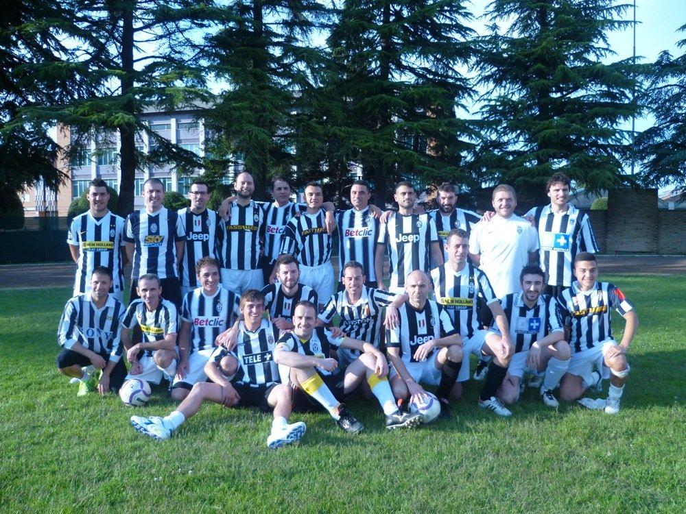 Lo Juventus club, seconda classificata