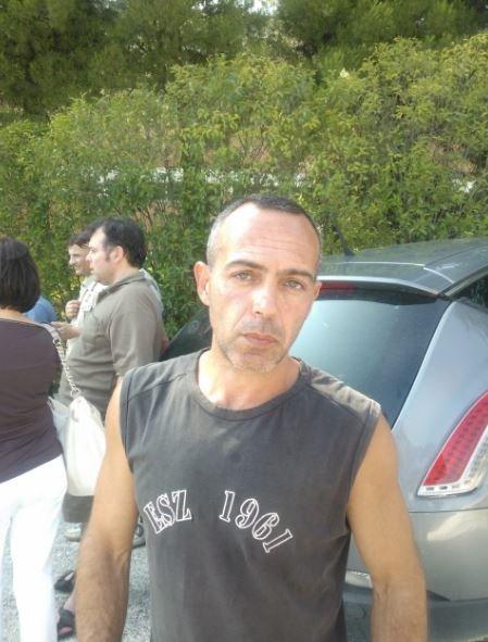 Massimo Angelucci, dipendente Parima