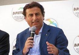 Ignazio Messina, segretario nazionale Idv