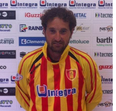 Giorgio Galli, nuovo attaccante della Recanatese