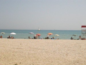lungomare sud spiaggia