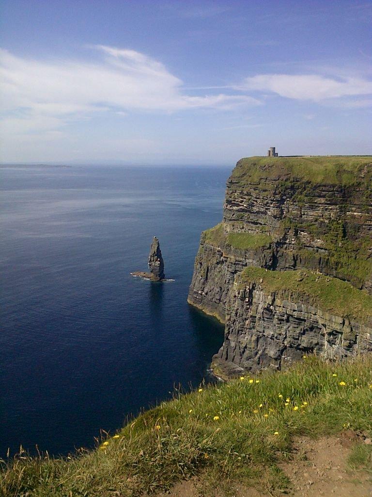 Le Cliffs of Moher nella fantastica Irlanda di Roberto Cappelloni