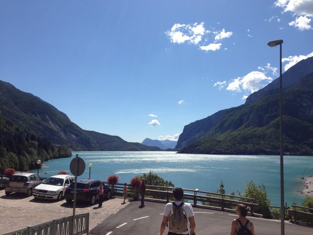 Lago di Molveno, Trentino di Nicola Antonelli