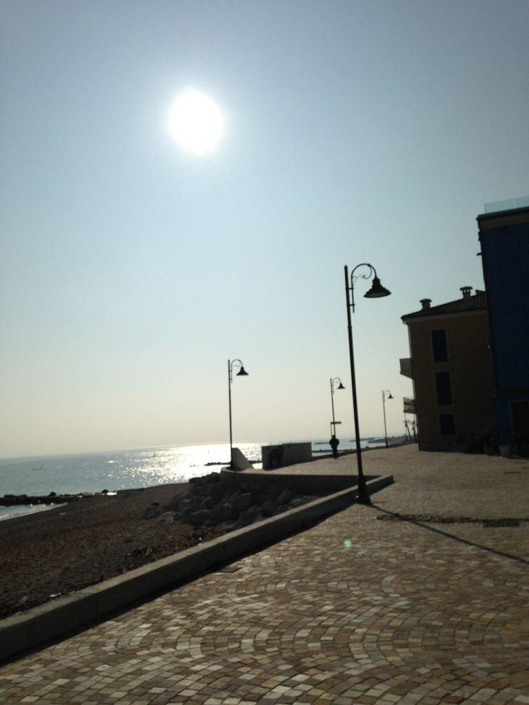 Porto Recanati, lungomare nord di Rebichini Matteo
