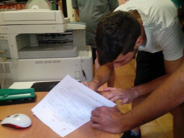 Riccardo Marani firma per il Carpi