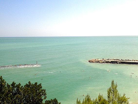 Sirolo, spiaggia Urbani di Lucrezia Benfatto