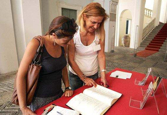 Palazzo Ricci con Patrizia Pezzanesi, guida museale