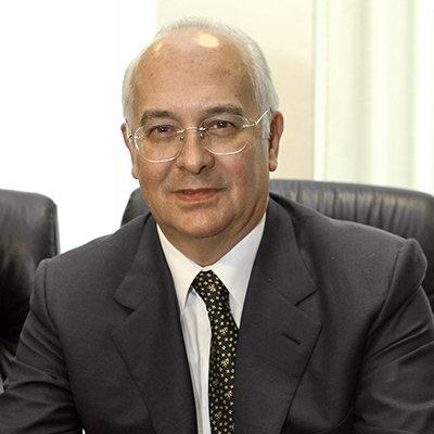 L'ex presidente di Banca delle Marche, Michele ambrosini