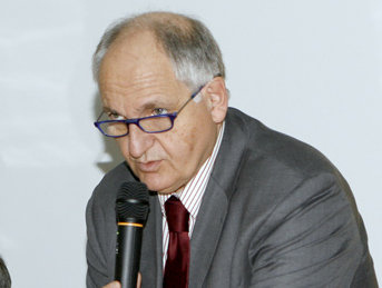 Enrico Bordoni, direttore uscente dell'Area Vasta 3