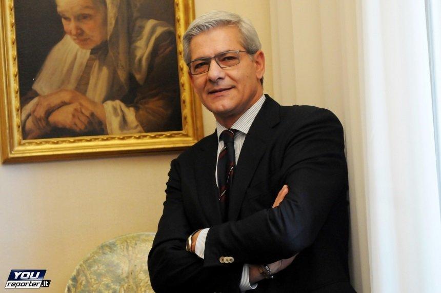 Giuseppe Feliziani, uno dei due commissari di Bm