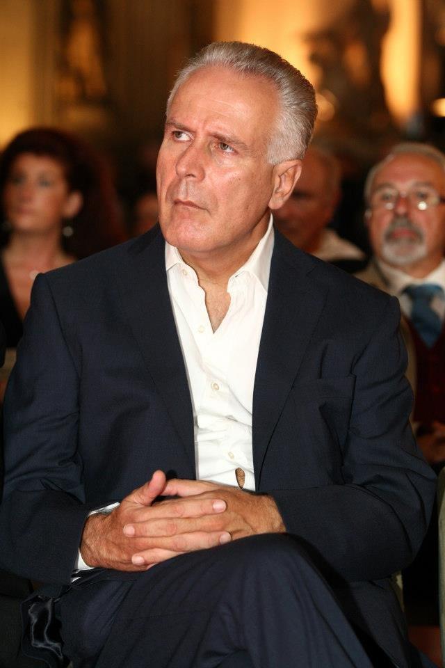 Il Presidente del Consiglio Comunale di Firenze, il renziano Eugenio Giani