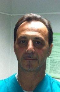 Il sindacalista Marcello Evangelista