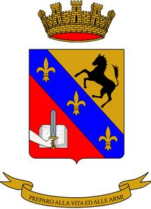 """Simbolo Scuola """"Nunziatella"""" di Napoli"""