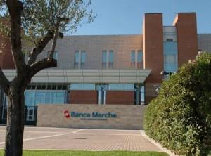 Centro direzionale Fontedamo Jesi, sede direzione generale Banca Marche