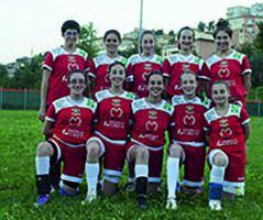 Cadette Macerata Softball 1