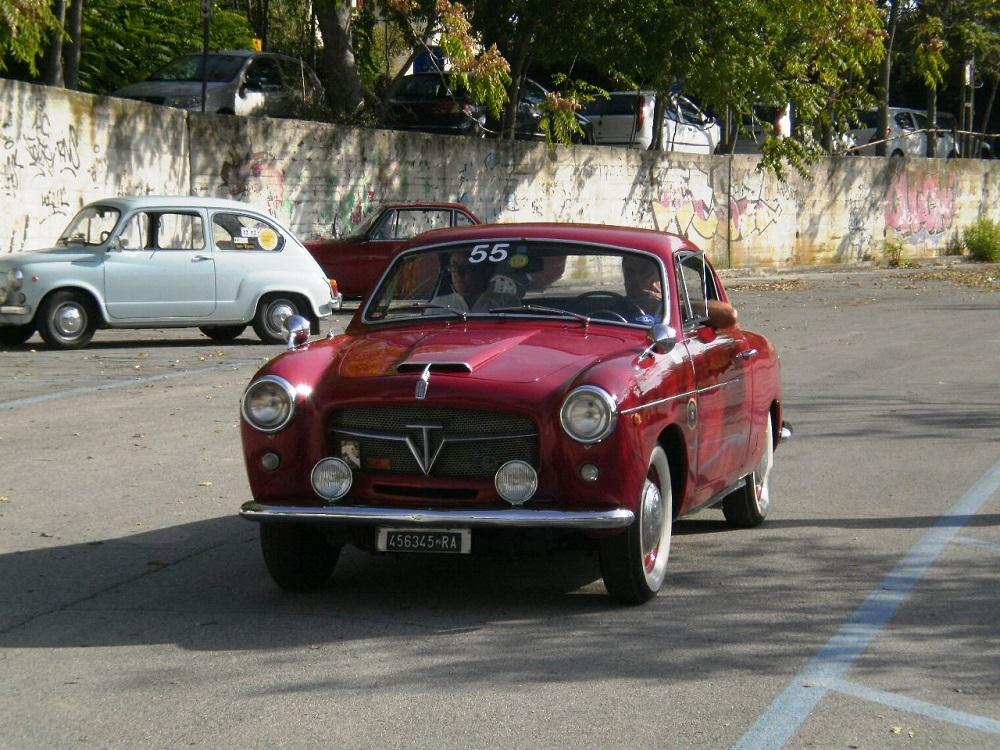 Auto d'epoca della scorsa edizione