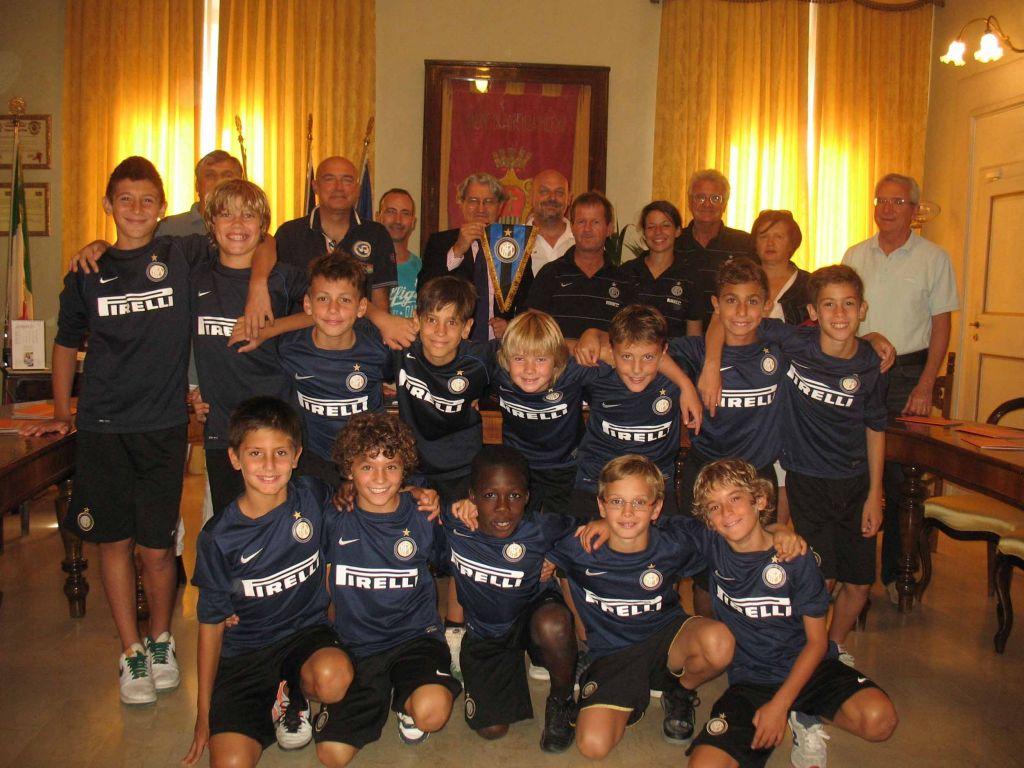 Gli Esordienti dell'Inter