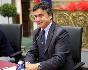 Flavio Corradini, rettore di Unicam