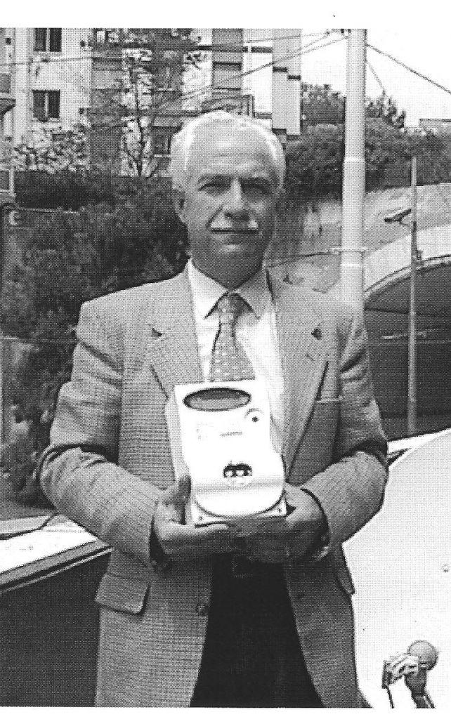 Giuseppe Ferrara e il contatore elettronico Enel