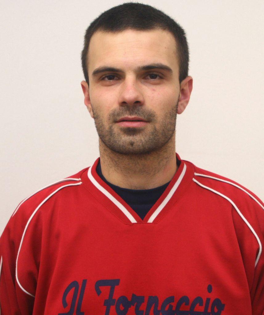 Matteo Ruffini, allenatore-giocatore della Lorese