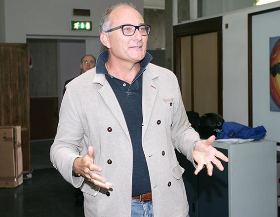 L'avvocato Stefano Ghio