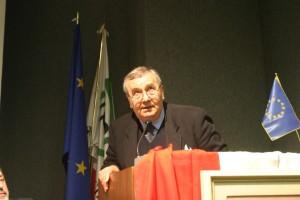 Alfio Bassotti, presidente della Fondazione Carijesi