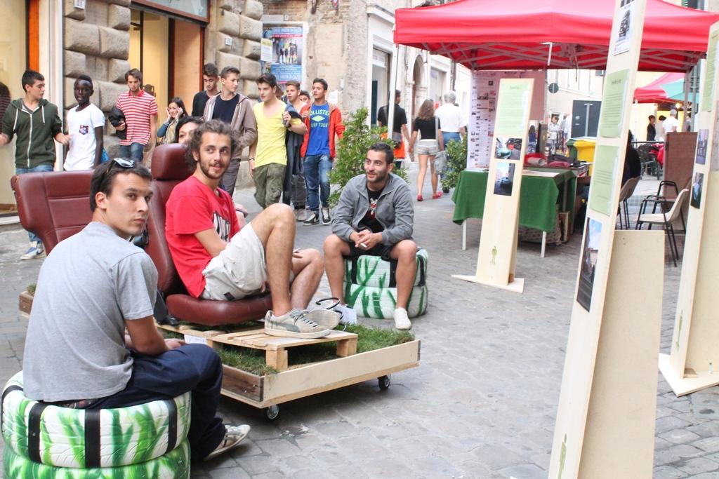 L'iniziativa in centro storico dello scorso anno